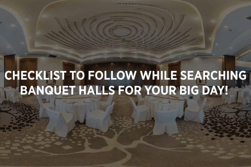 banquet halls for wedding