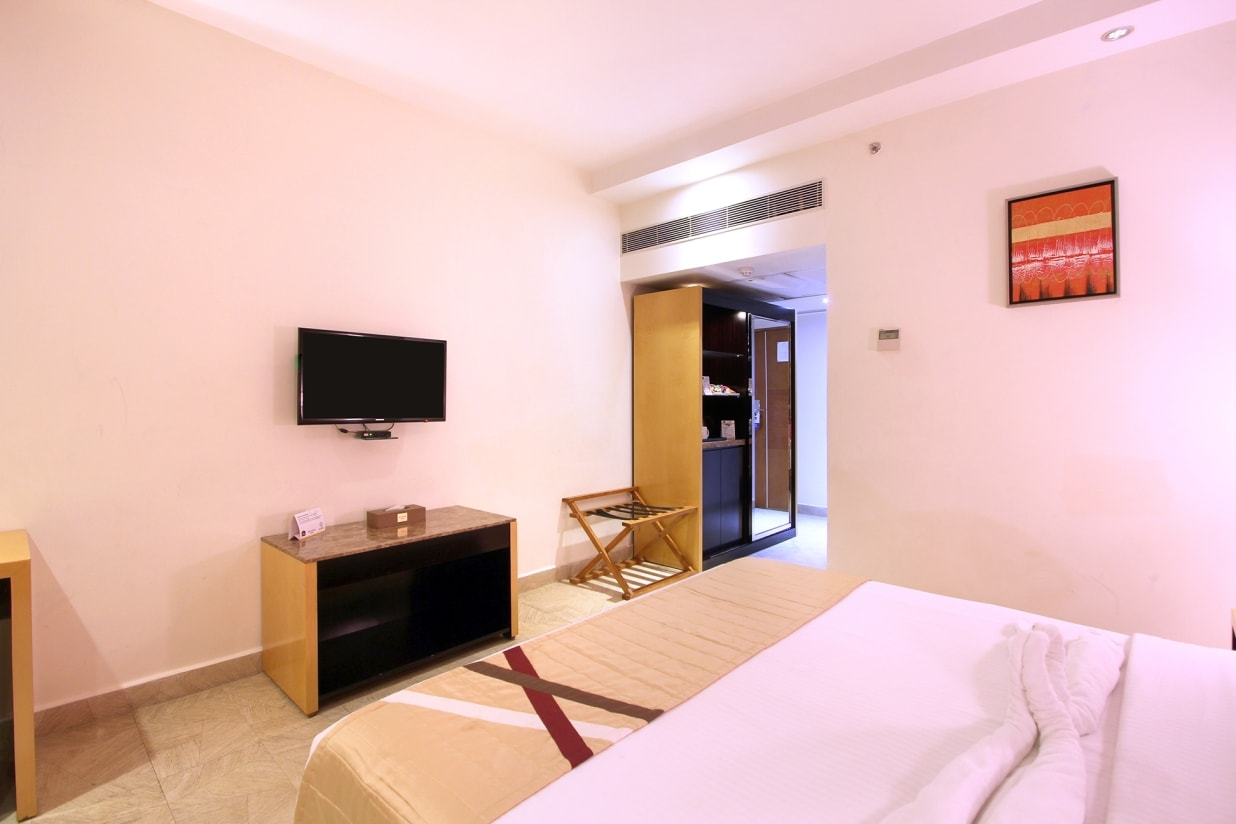 Hotel Suites in Hyderabad